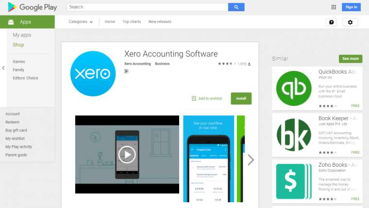 Best Accounting Apps For Small Business
